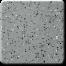 Granite with White on Silver Gray 1/8 Heavy Spread