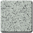 Quartzite on Executive Gray 1/8 Heavy Spread
